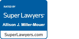 Allison J. Miller-Mouer SuperLawyer